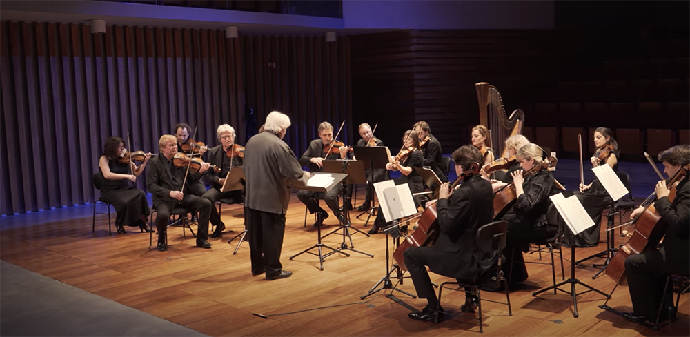 Preview image for our video : Benjamin Britten : Simple Symphony – J.P. Wallez, ORCW